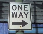 one-way-street-sign