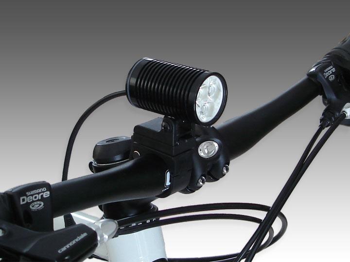 Світлодіодний велосипедний ліхтарь ( велофара )