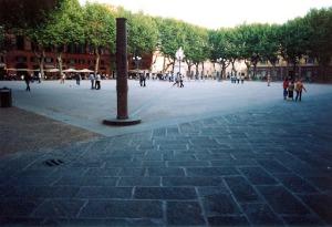 Piazza Napoleone, Lucca