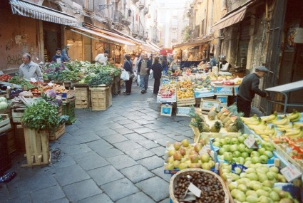 Catania Italy walkable