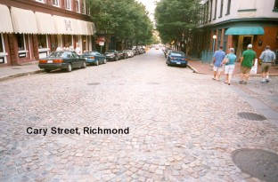 Richmond Cary St downtown Jun06