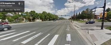 Arapahoe Ave Boulder CO