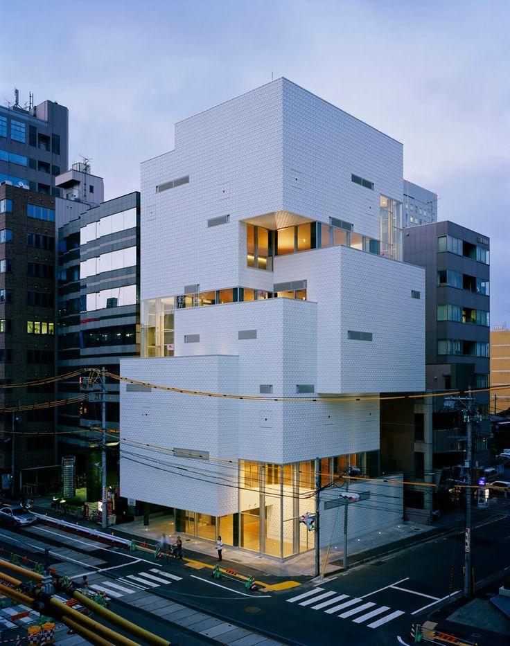 architecture modernist plan dom