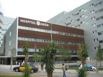 Modernist Barcelona hospital