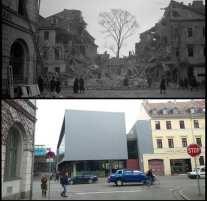 modernist in Europe