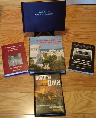 Books authored by Dom Nozzi, Apr 2019