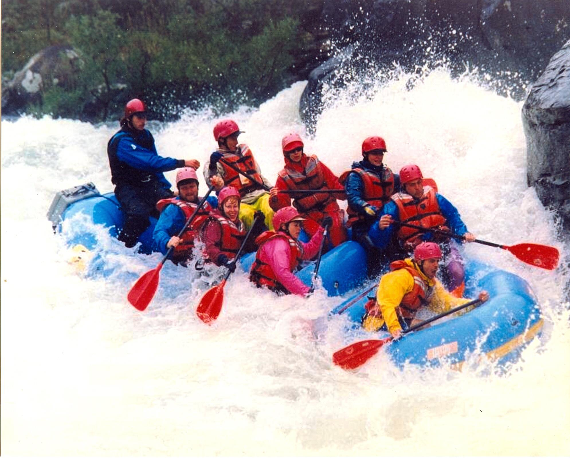 Gauley River WV 1995
