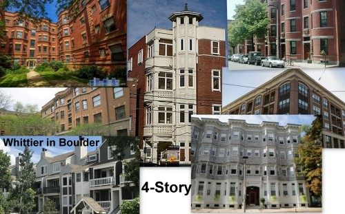 4 Story collage best